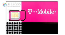 Сим карты США: T-Mobile, At&t, LycaMobile.